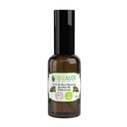 Aceite Aloe Vera Rosa
