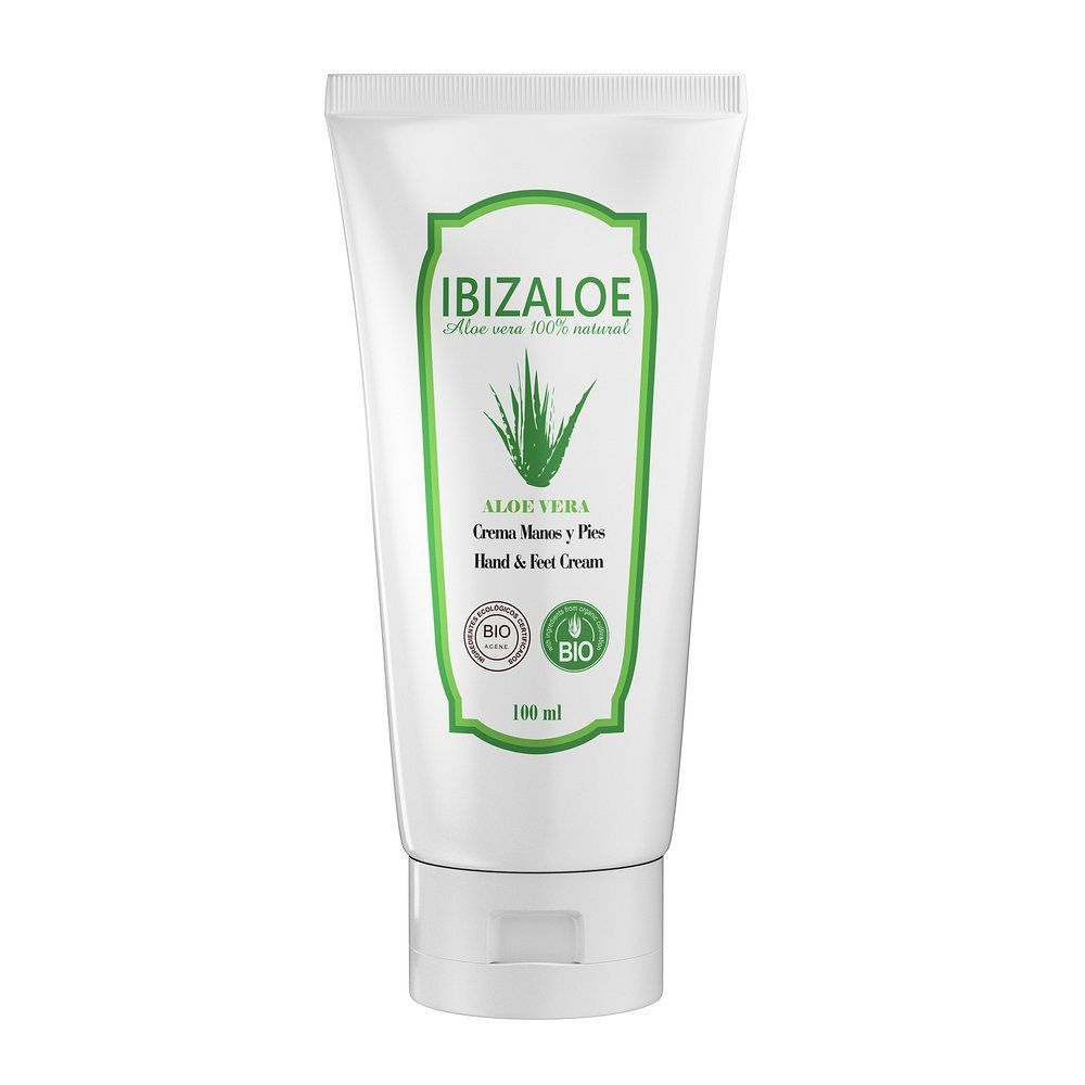 Crema Aloe Vera Manos y pies
