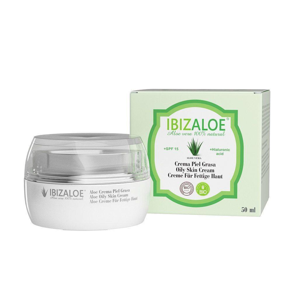 Moisturizing Cream for Oily Skin SPF 15 50ml