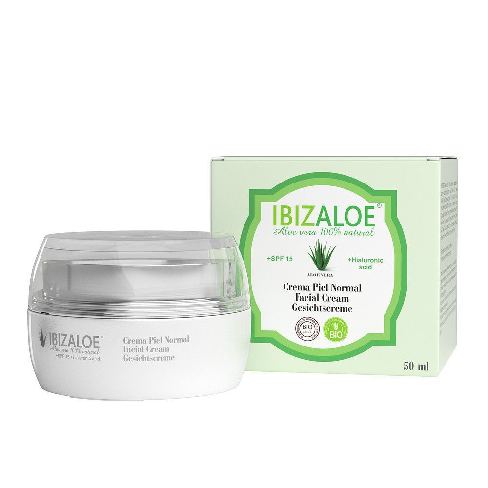 ALOE VERA FACIAL CREAM 50ml