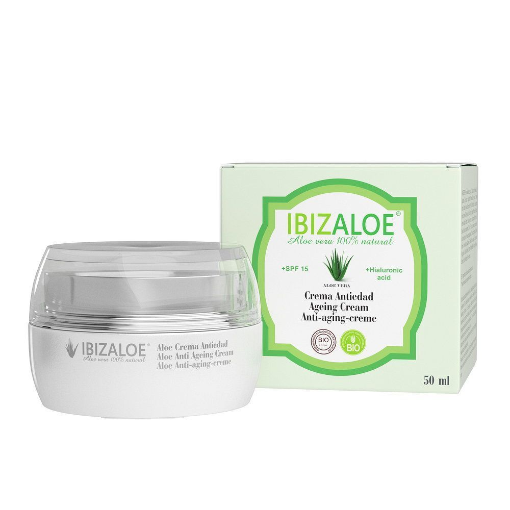ALOE VERA ANTI AGEING CREAM 50ml