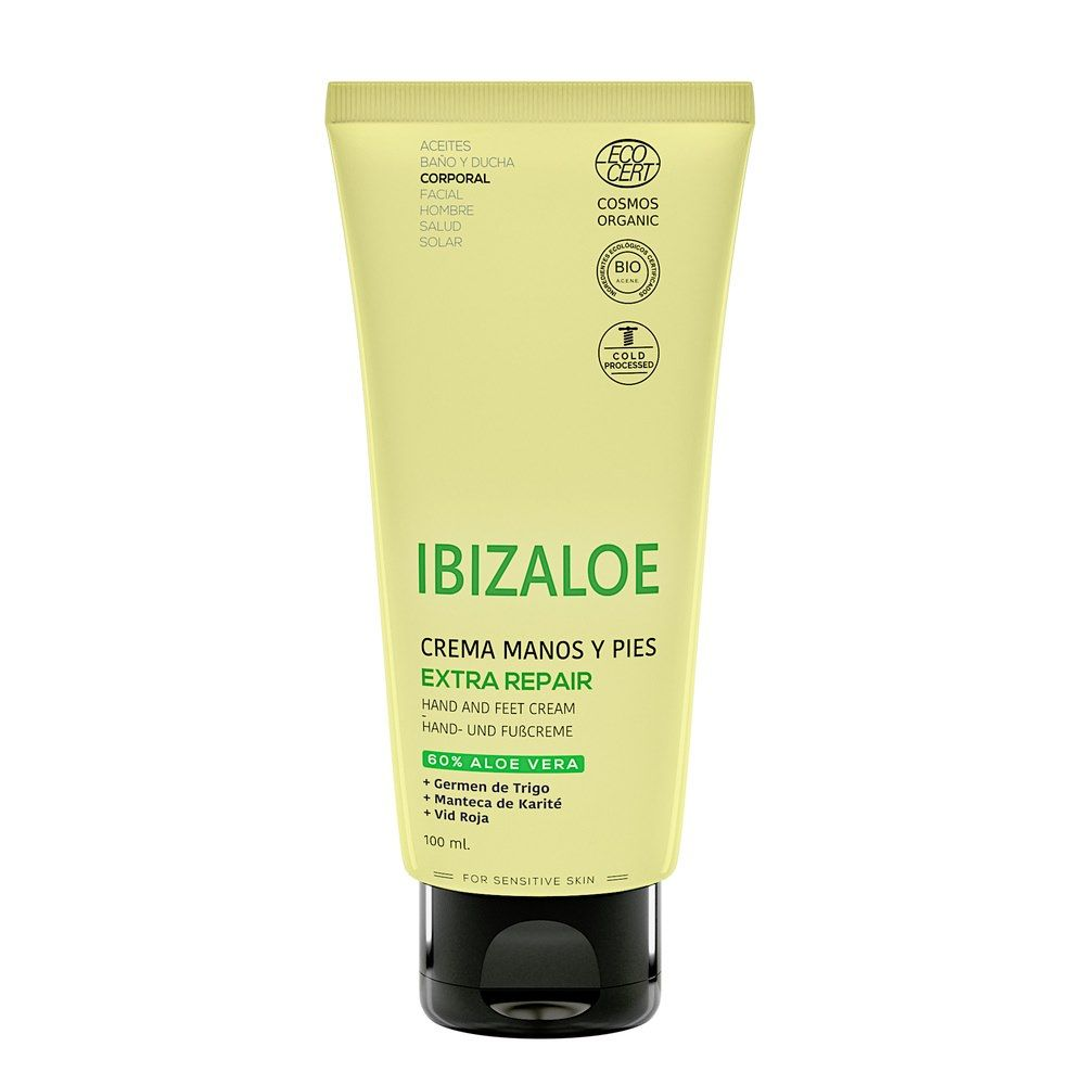 ALOE VERA HAND & FEET CREAM 100ml