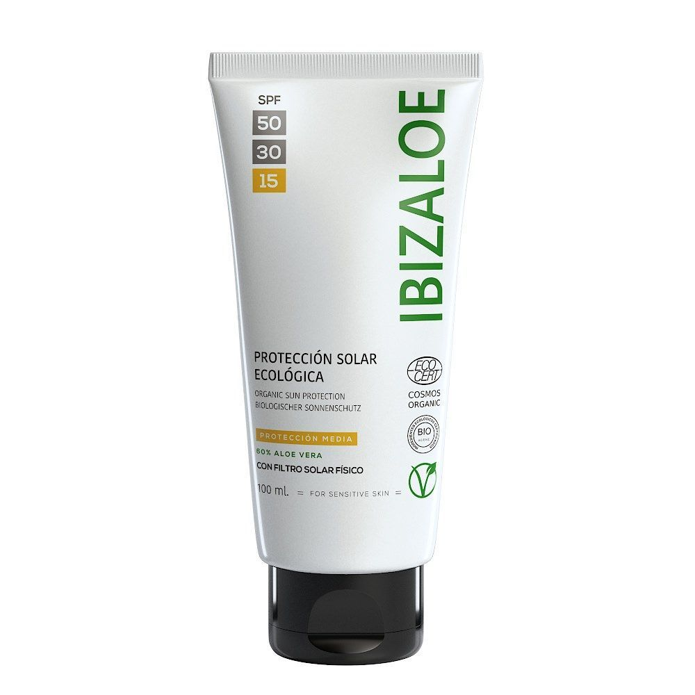 ALOE SUN CREAM SPF 15 100ml
