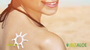 aloe vera como protector solar