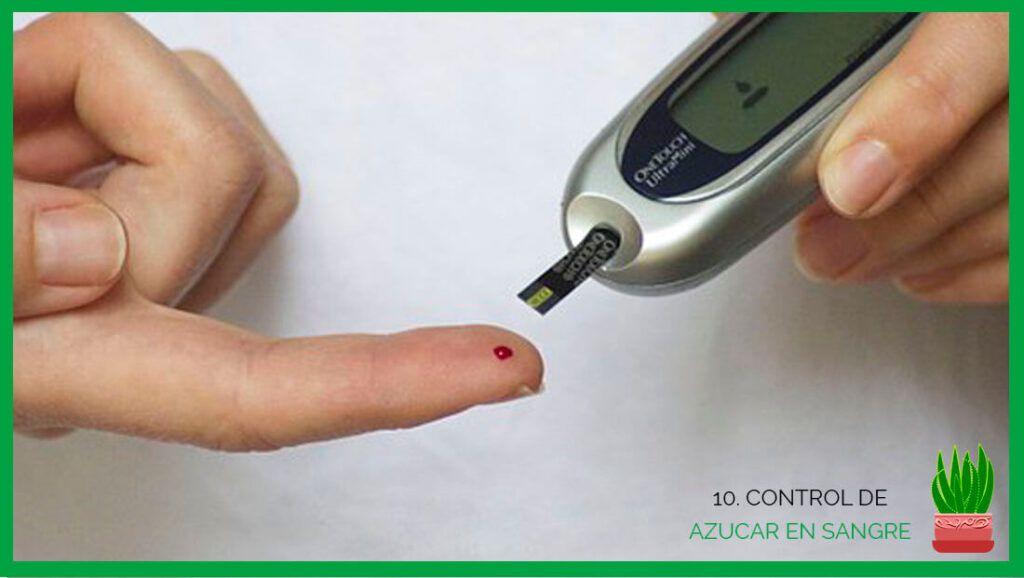 zumo de aloe vera diabetes