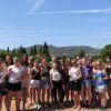 Visita grupo plantación Ibizaloe