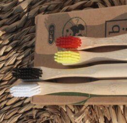 cepillo dientes bambu adulto y niño 2