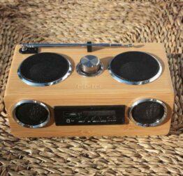 radio de bambu 4