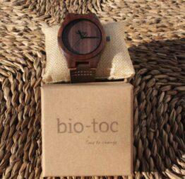 reloj de madera indiana hombre 2