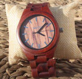 reloj de madera romeo hombre 1
