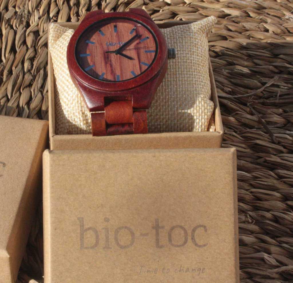 reloj de madera romeo hombre 2