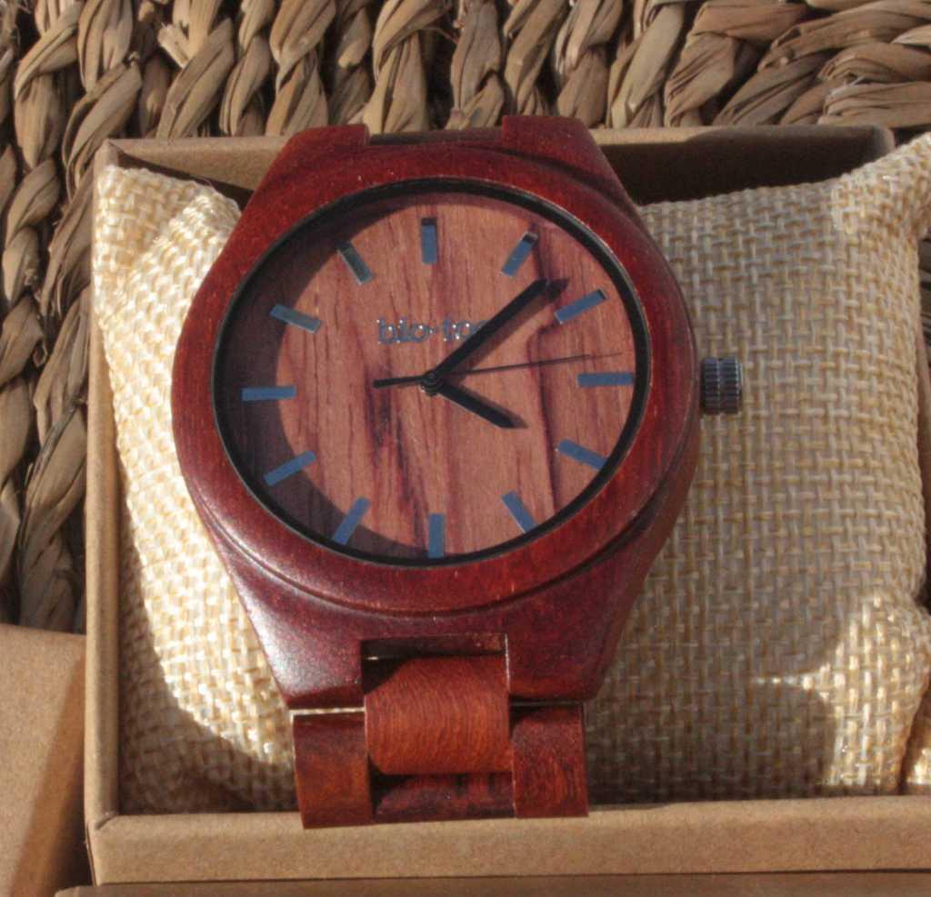 reloj de madera romeo hombre 3